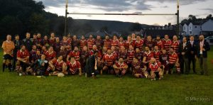 Tour Journal: The Rowers Tour To Remember Takes on The Foxes in Bedlinog