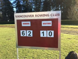 VRC 1st Division Executes BIG Home Win Over Langley 62-10