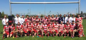 Rowers 2nds lose in the provincial finals to Kamloops, 28-27
