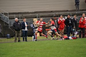 Rowers Reserves Roast Ravens 29-17 at Home
