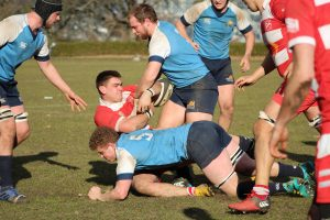 Prems fall to UVic 60-21